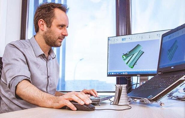 3D打印扩展制造商的工具包