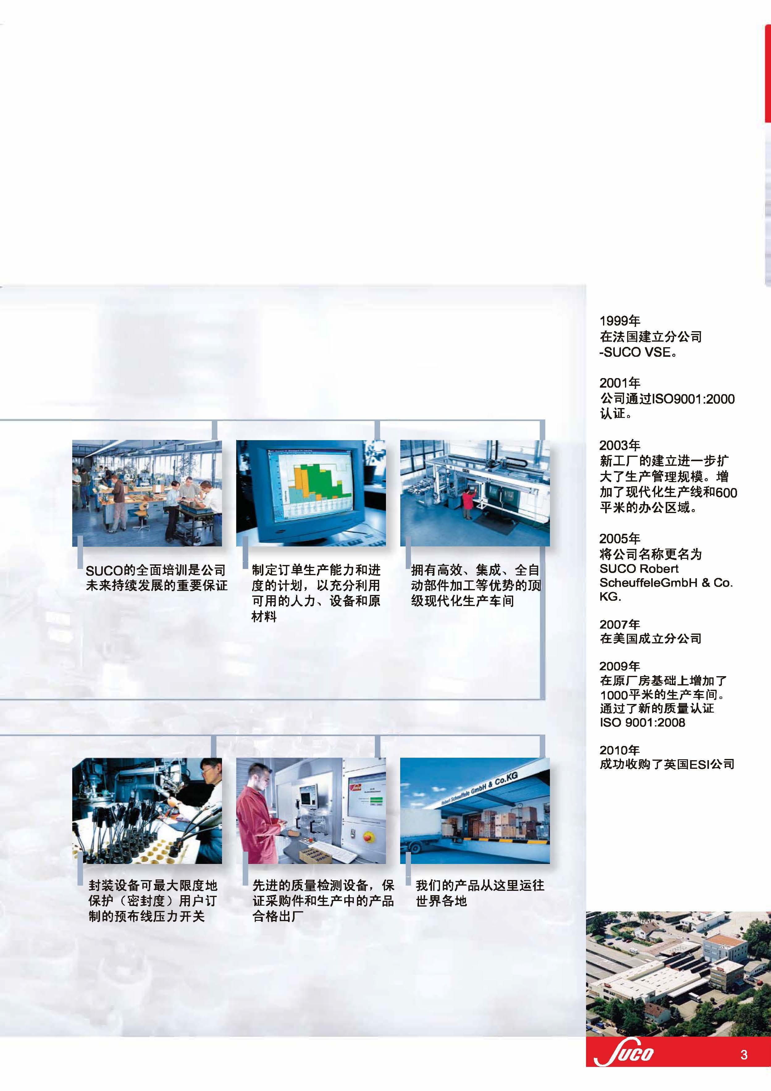 德国SUCO从机械车间到国际化工业制造商